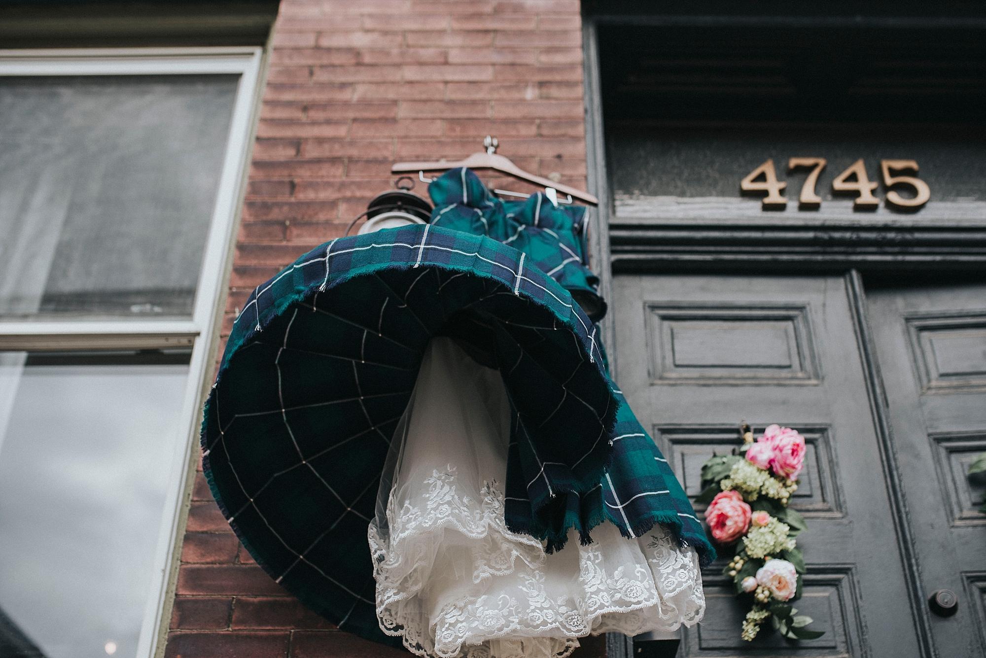 Pittsburgh alternative wedding