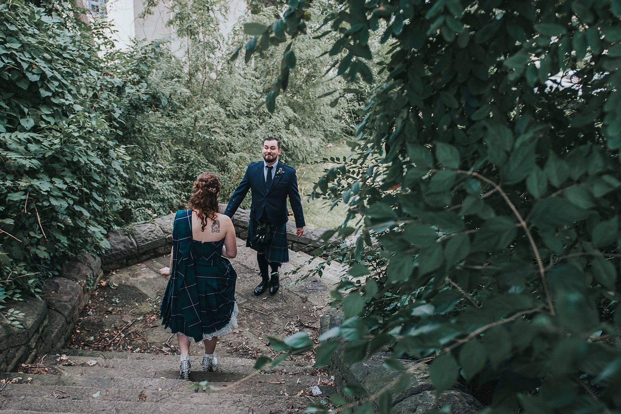 Pittsburgh Wedding First Look
