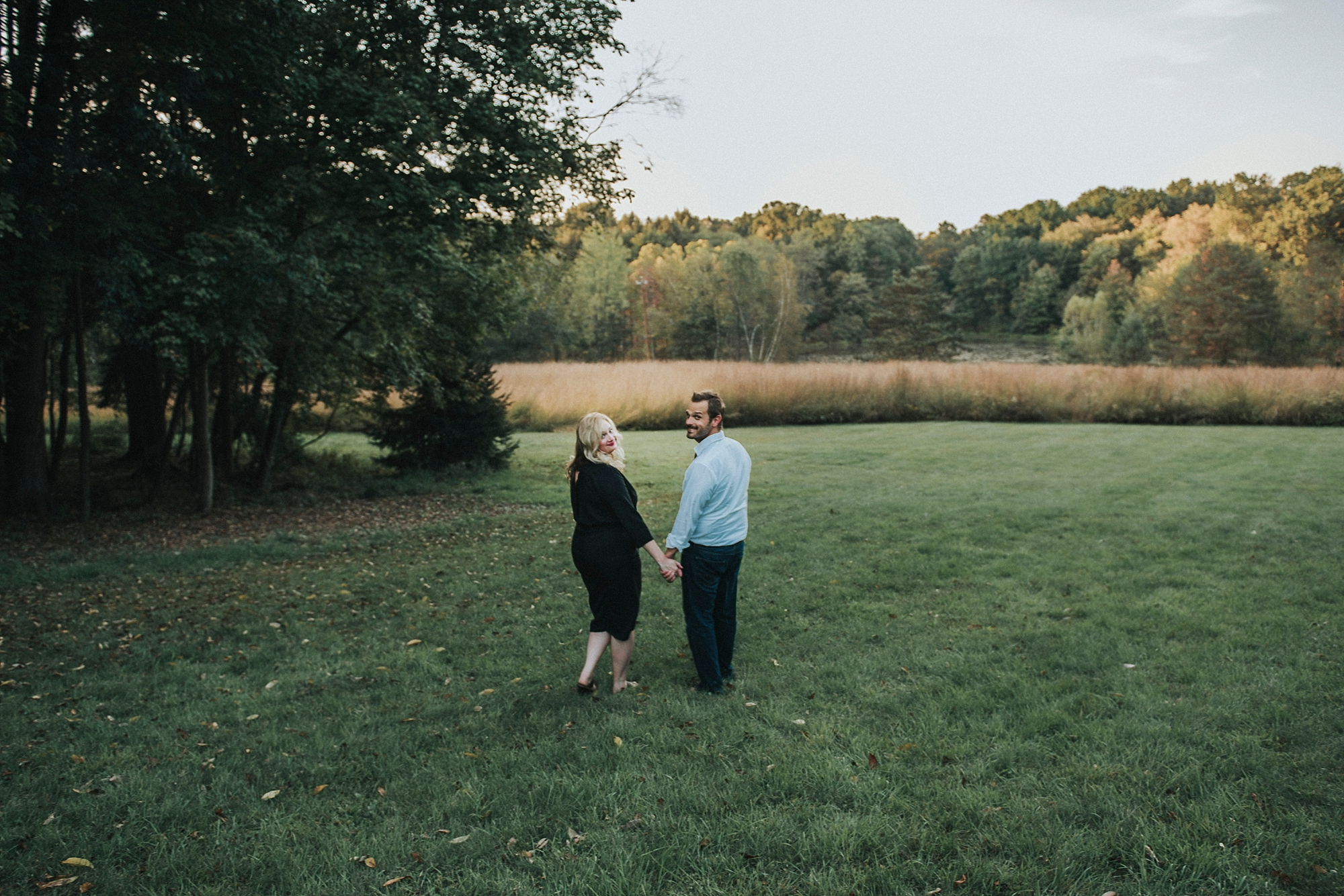 Engagement session vsco - couple