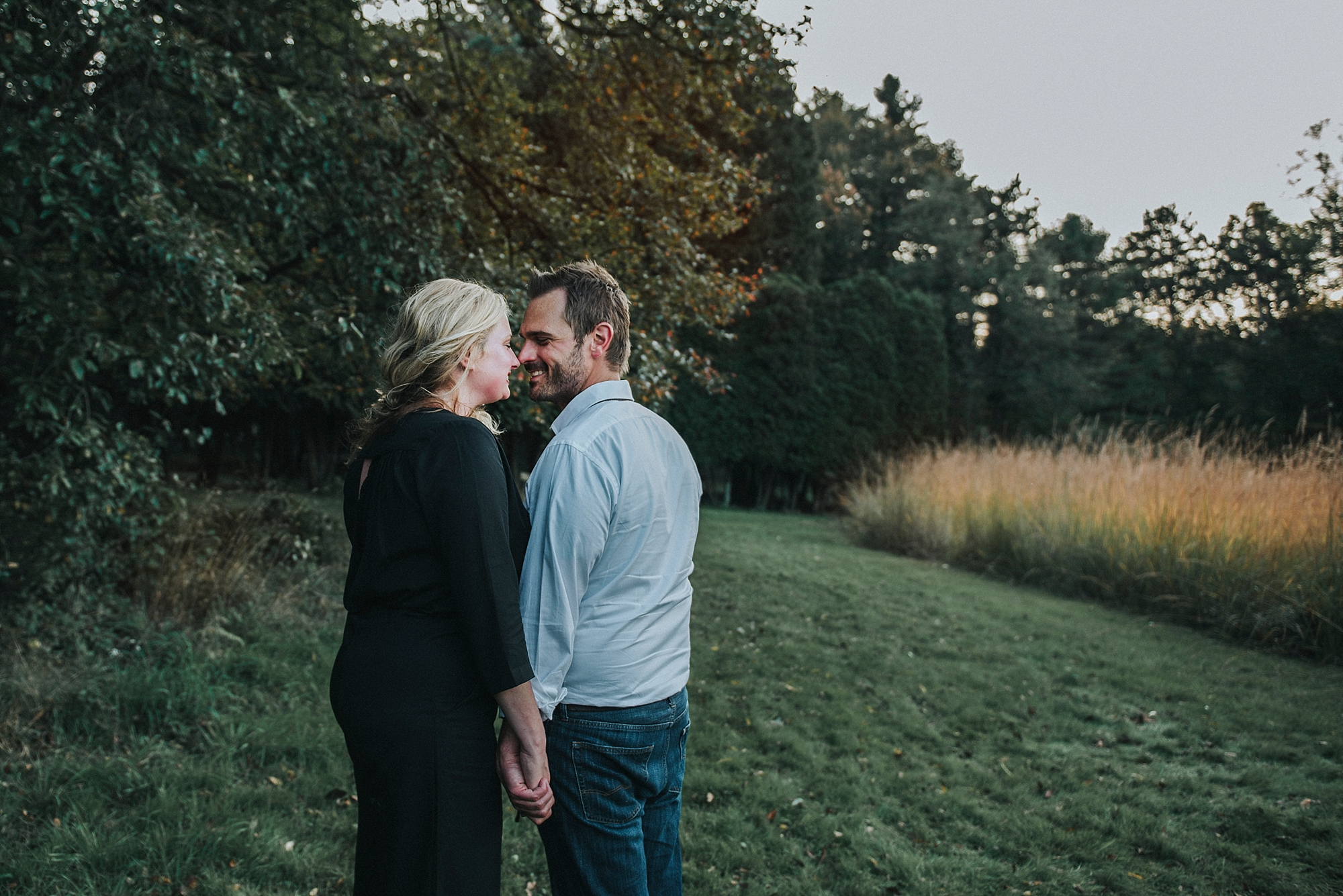 Preston Park couple photography