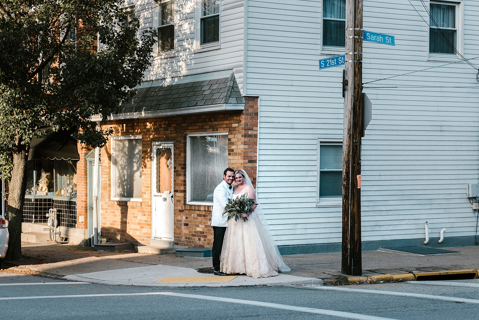 Pittsburgh modern wedding Sandrachile