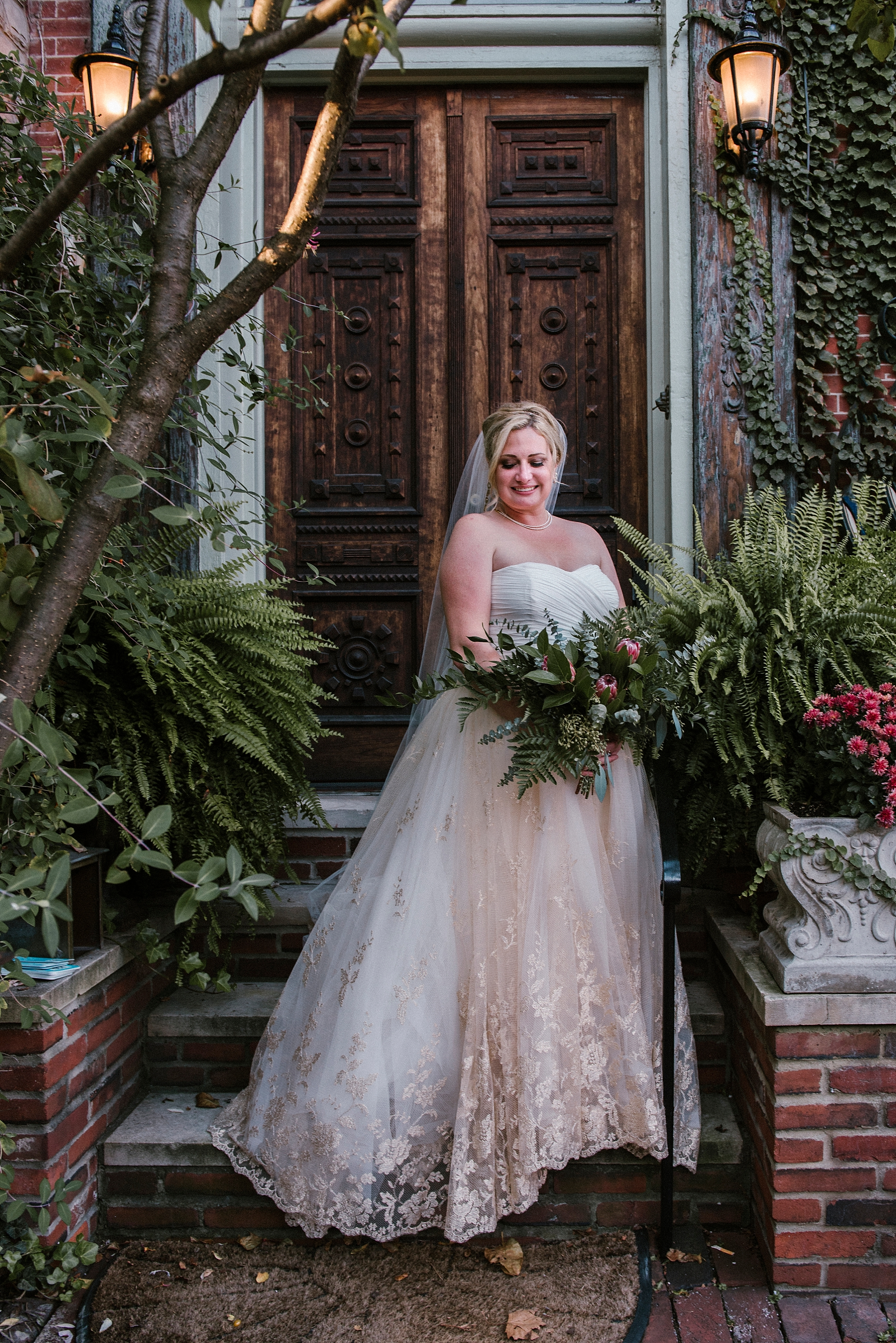 Morning Glory Inn wedding Pittsburgh by Sandrachile Photographer