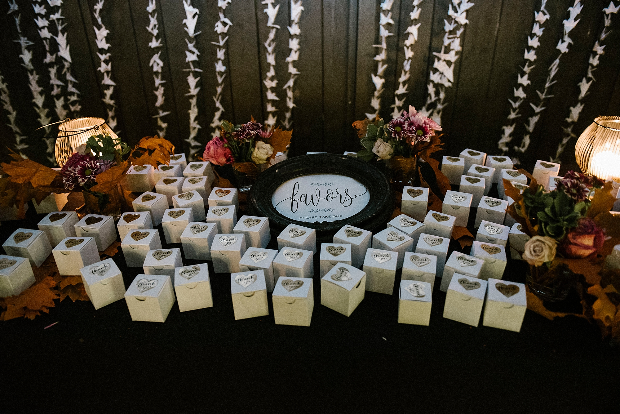 Pittsburgh Wedding favors