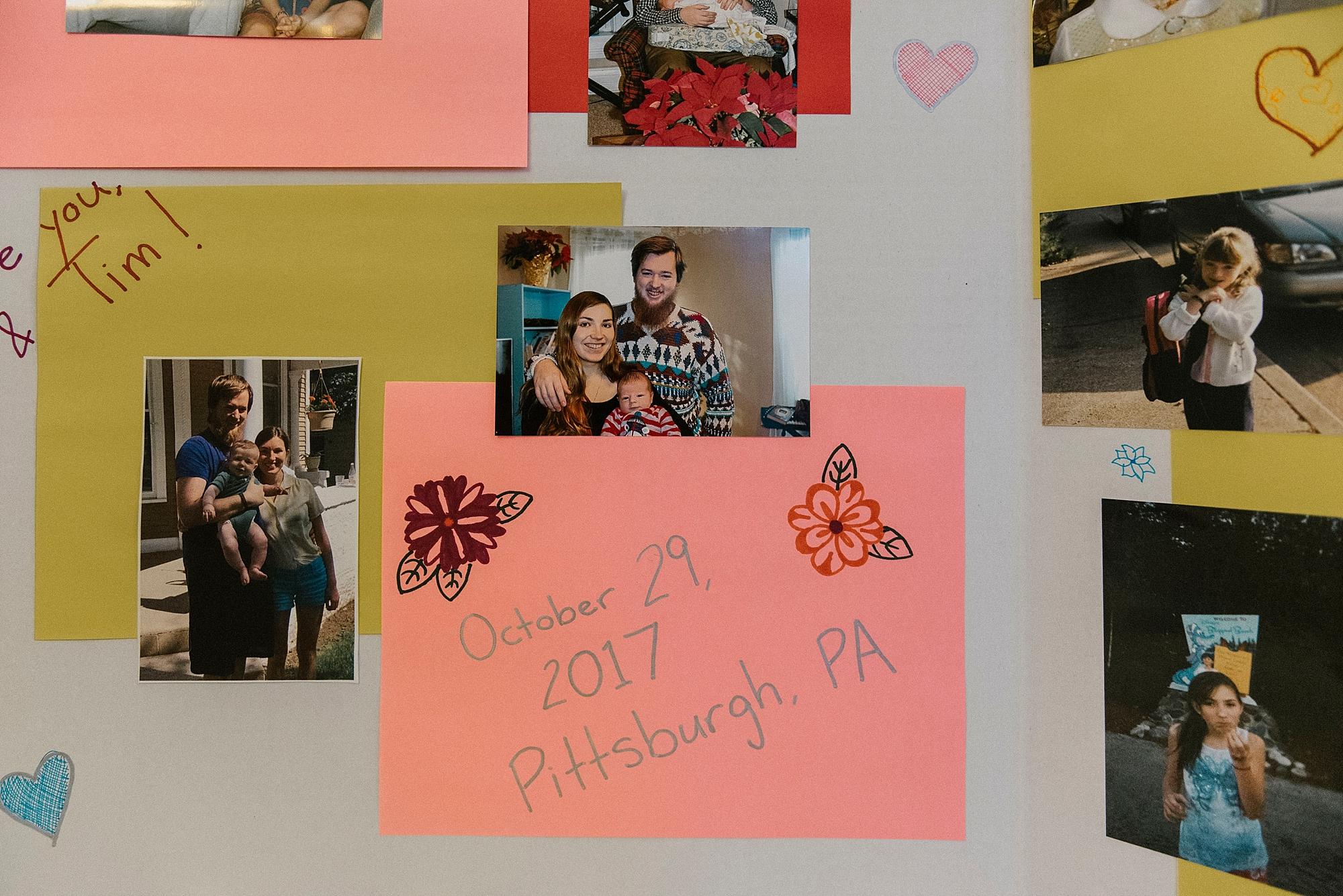 Pittsburgh Candid Wedding Photographer