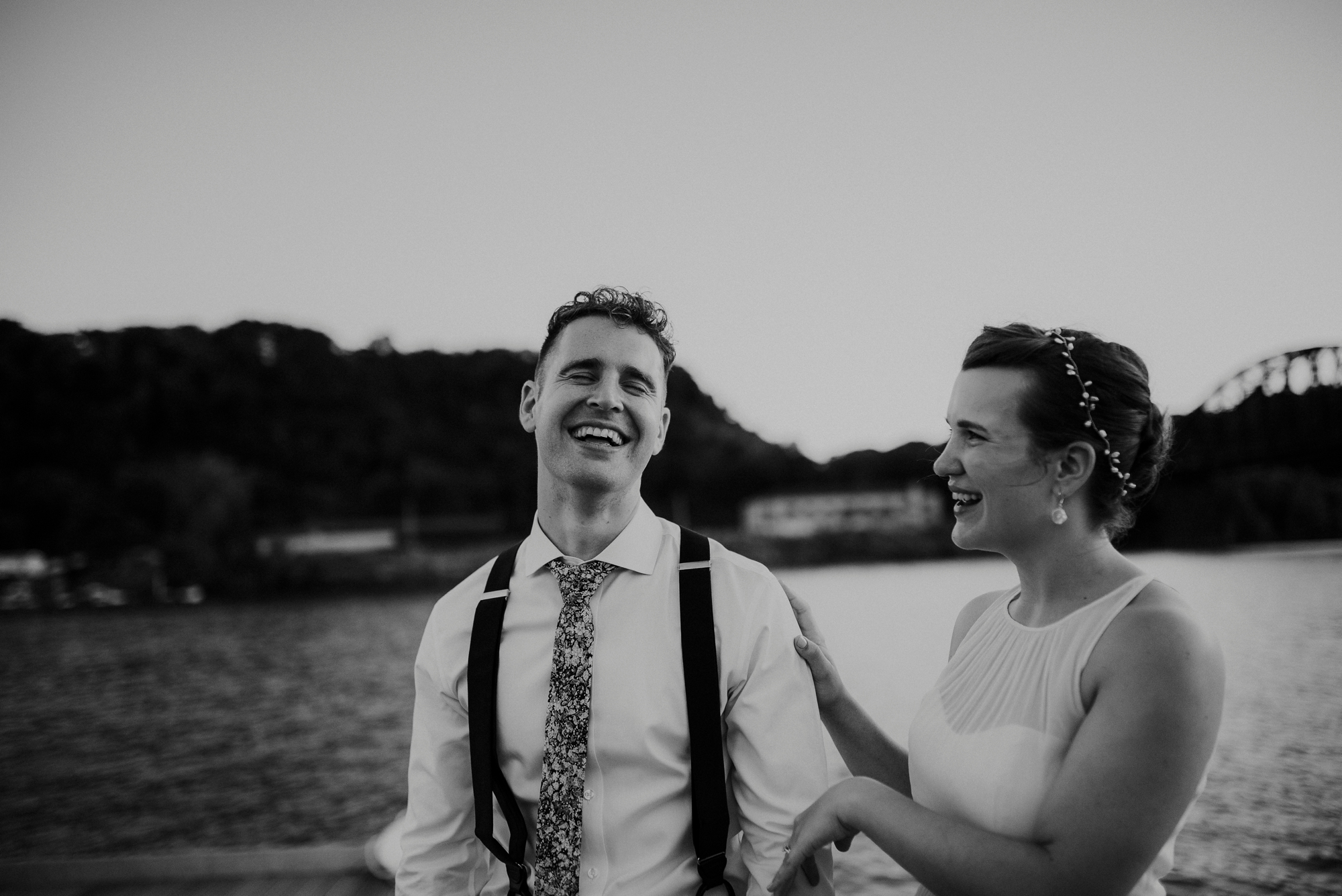 candid wedding pittsburgh pictures