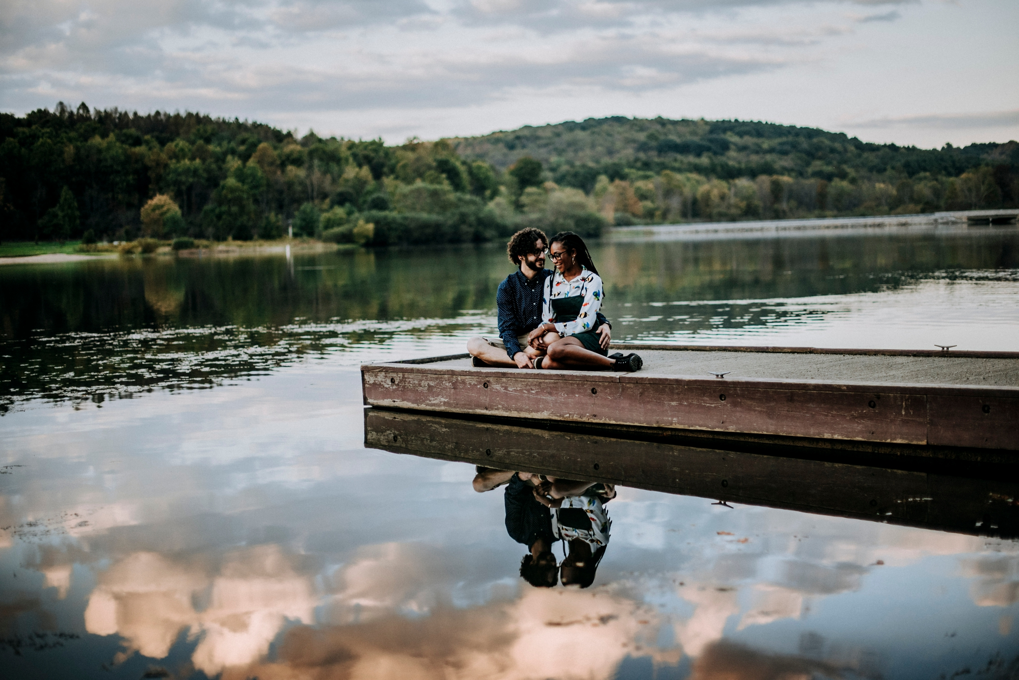 Engagement at Keystone Park