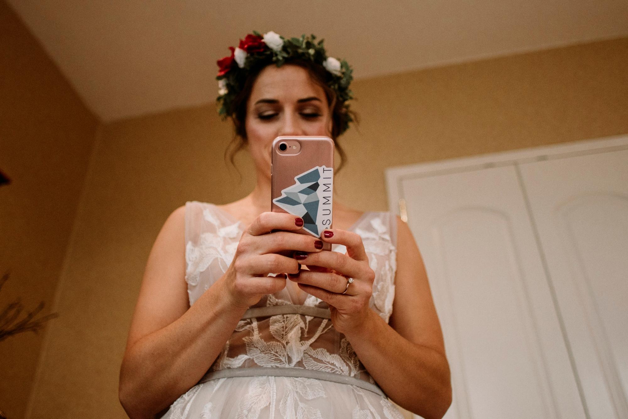 cool bride