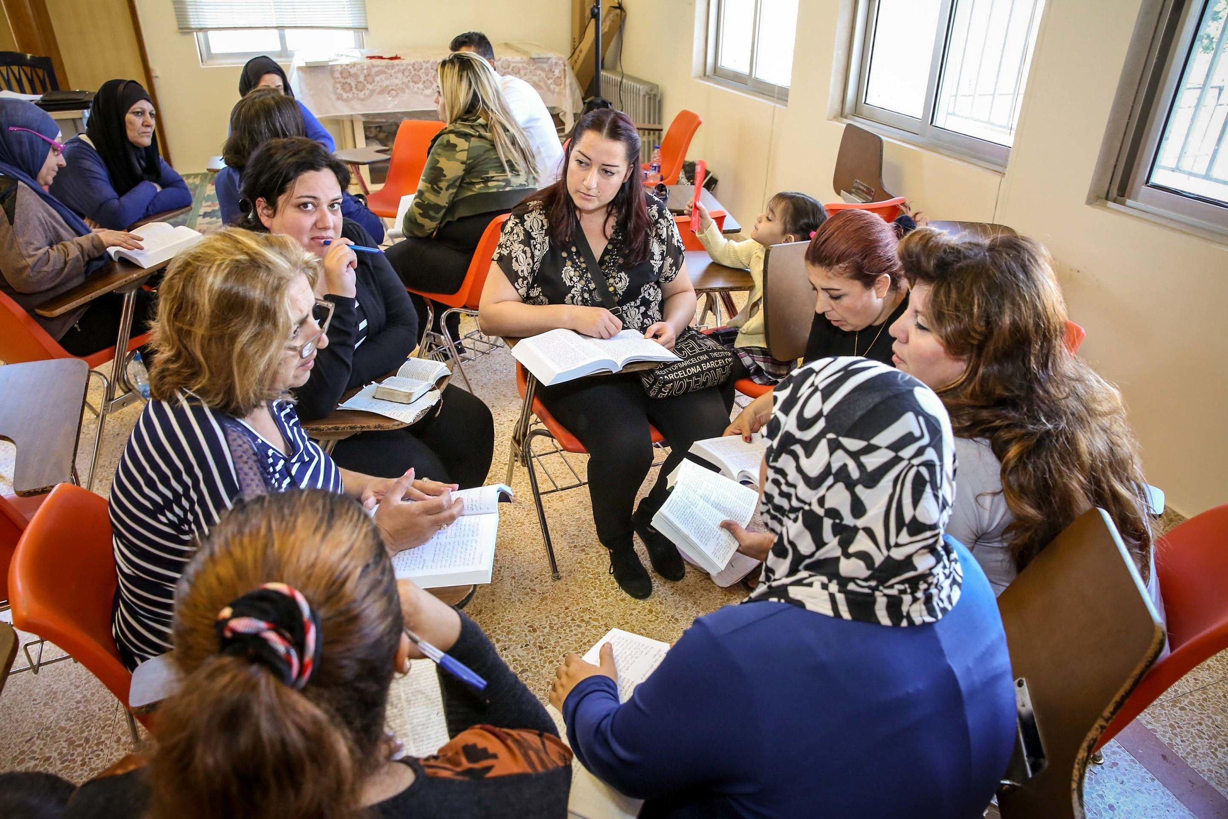 Cubs to Lions. Discipleship. Beirut. Oct. 2016. 1-9452.jpg
