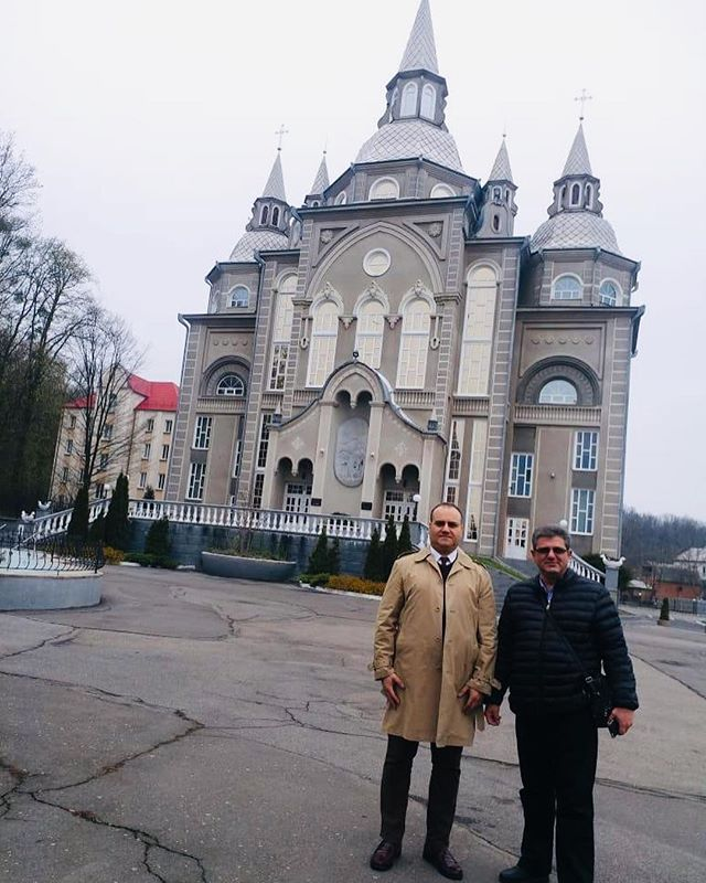 Horizons staff Khalil and Hanna are currently leading a number of trainings in Ukraine for their second time within a year. The church there is really excited about the trainings and hopes to expand the program. #HorizonsInternational #EngagingIslam #MuslimMinistry