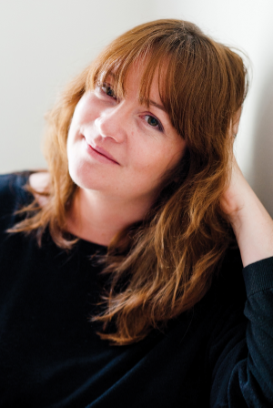 Eimear McBride is author of  A Girl is a Half-formed Thing.   Photo credit: Jemma Mickleburgh