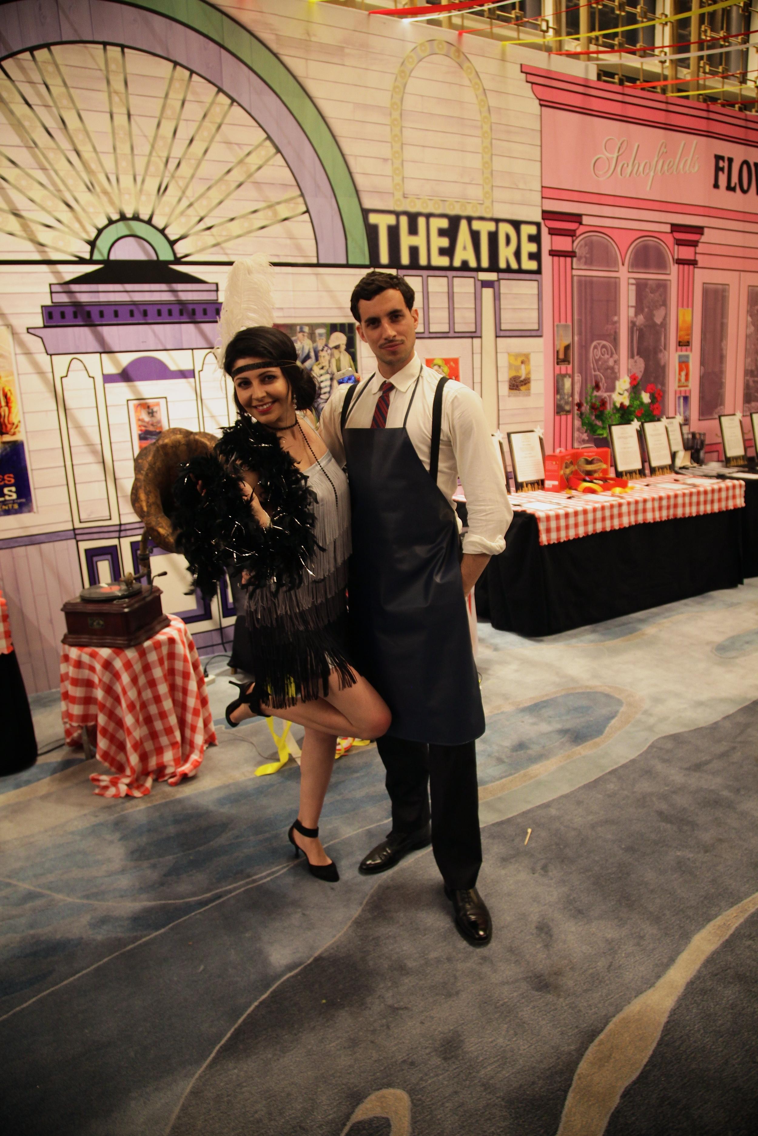 Actors at Foyer