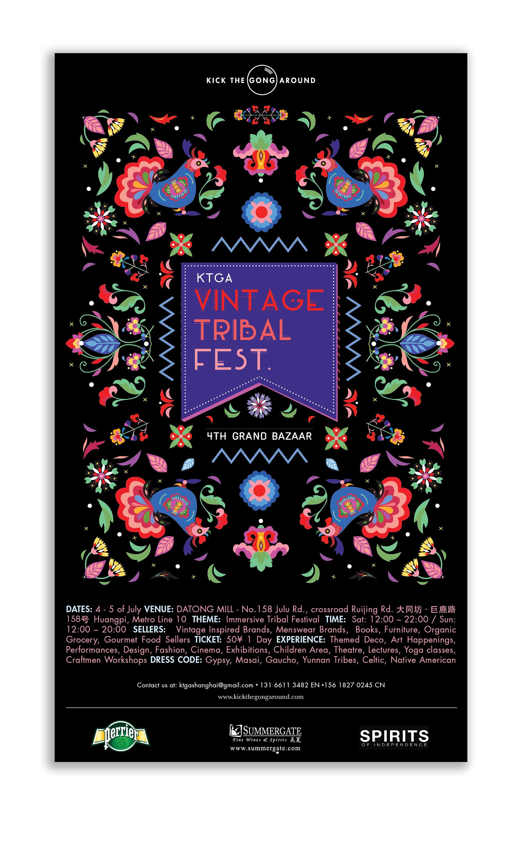 Vintage Tribal Fest