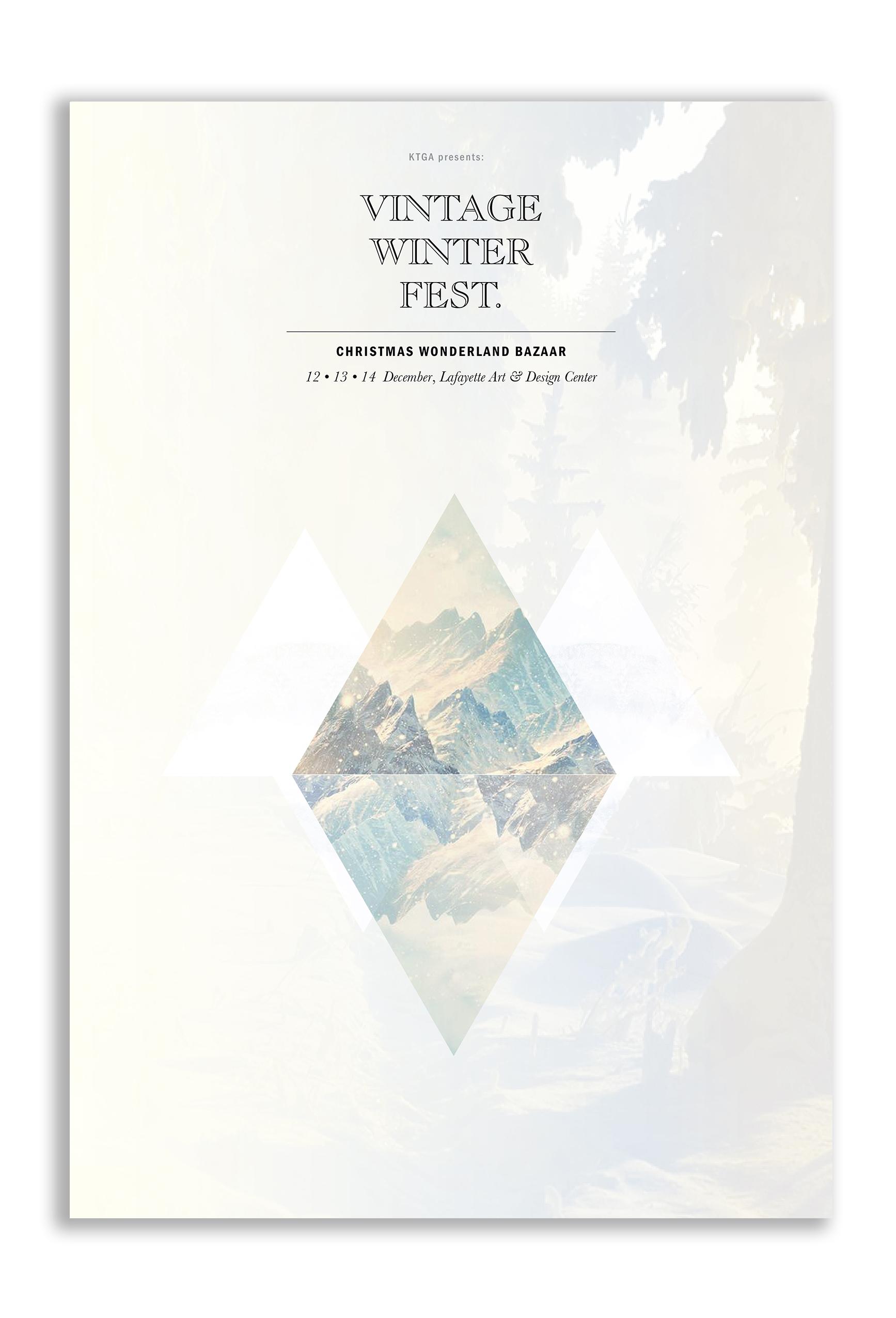 """EVENTS - """"KTGA Vintage Winter Festival"""" - 2014"""
