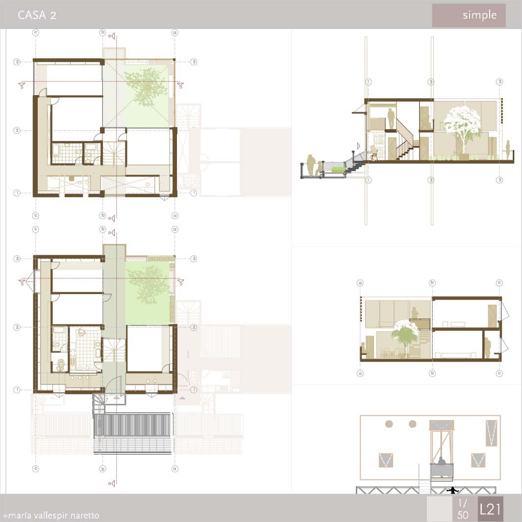 L apartments