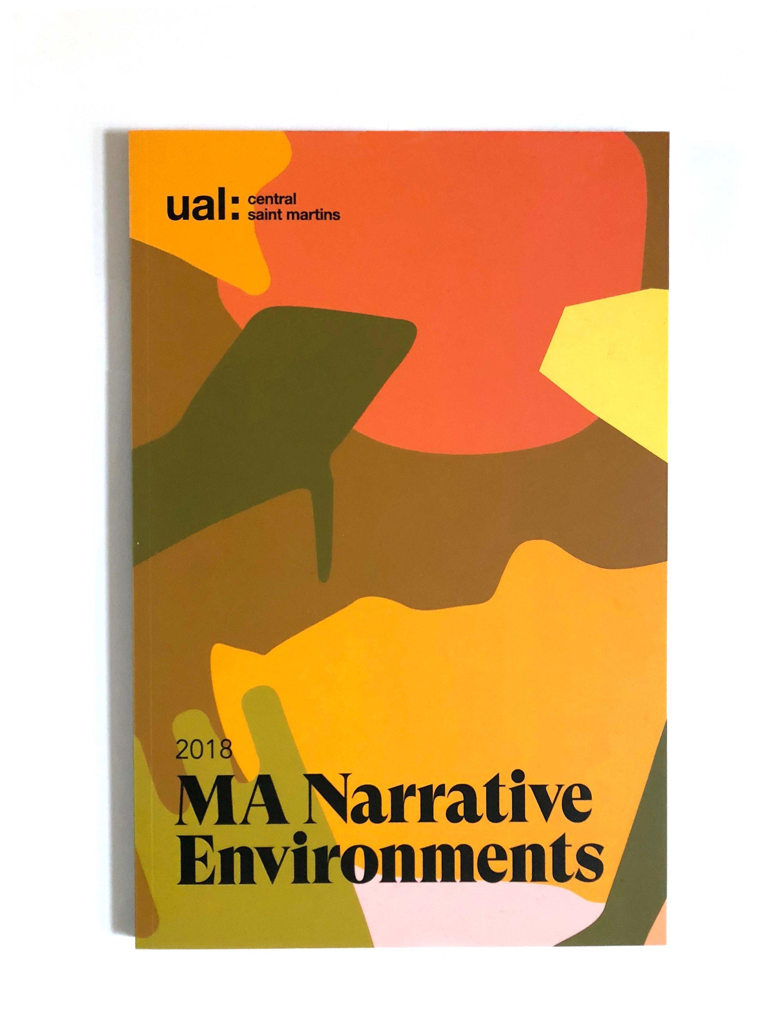 'SHAPING STORIES' MA Narrative Environments