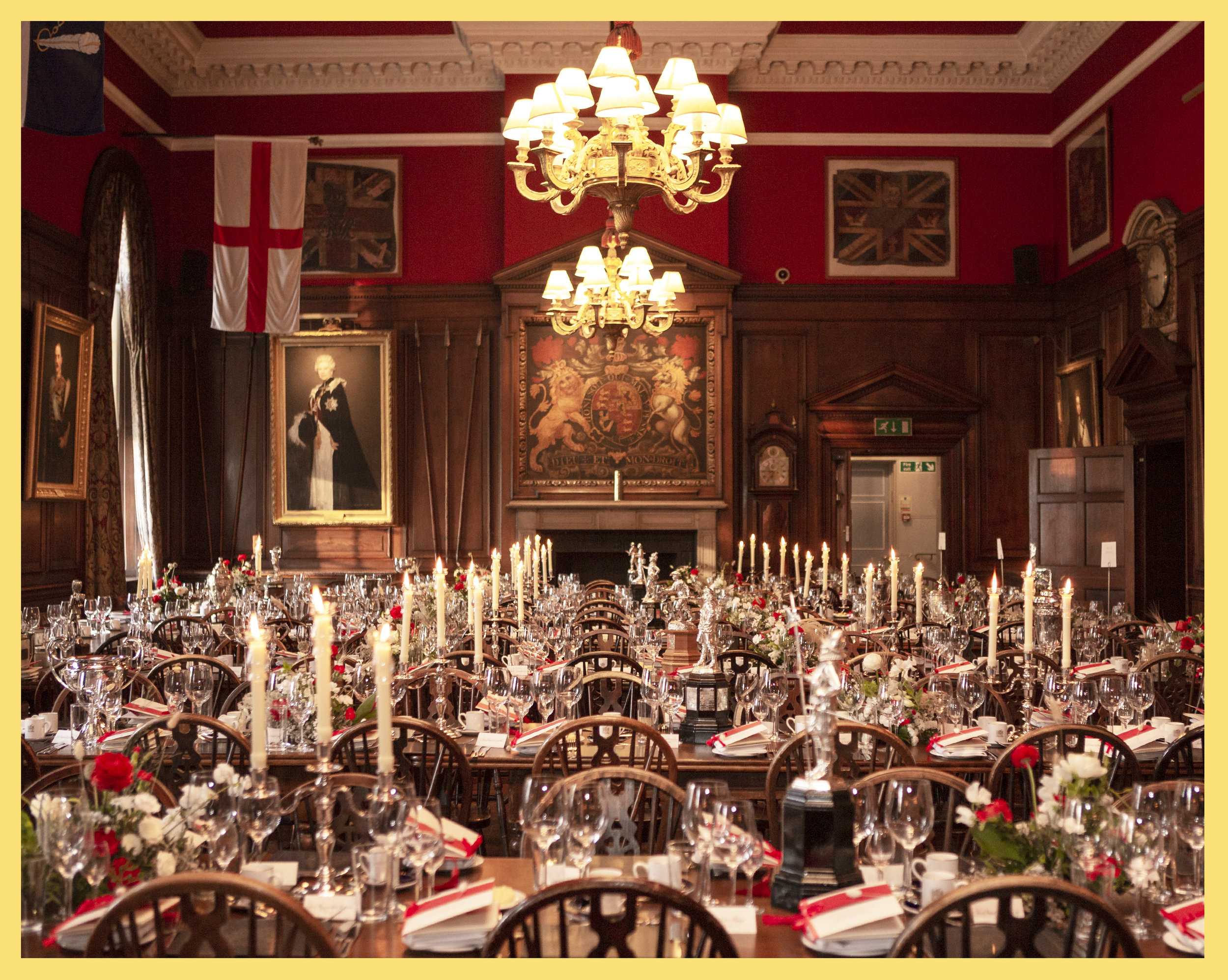 HAC ANGLO CHILEAN SOCIETY GALA -