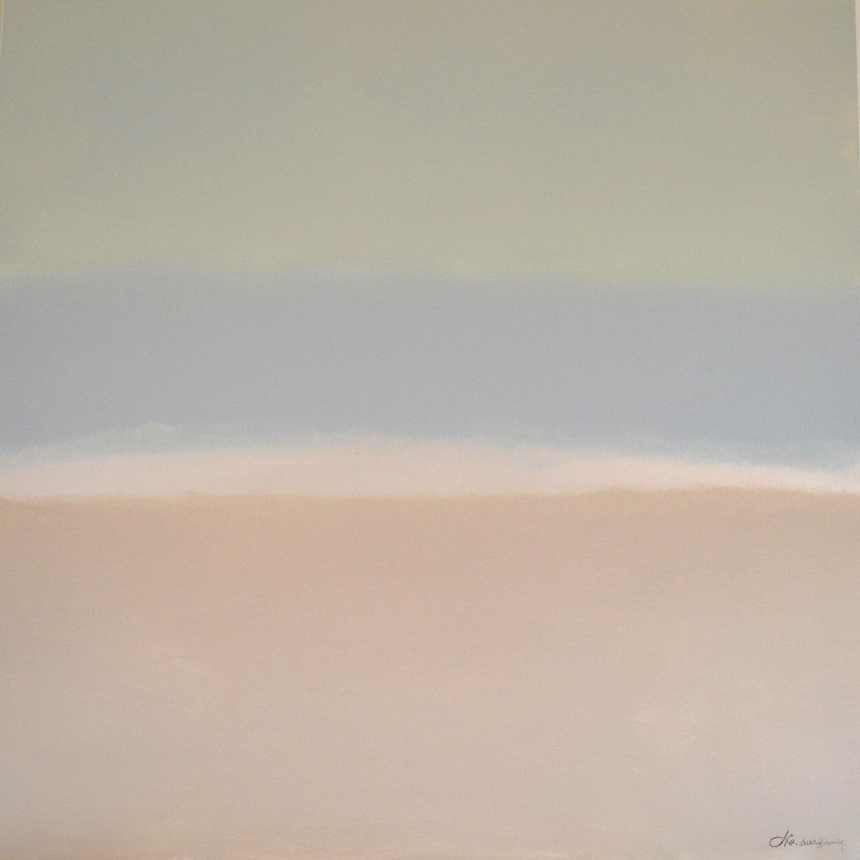 No.A124 Fog  (36 x 36)