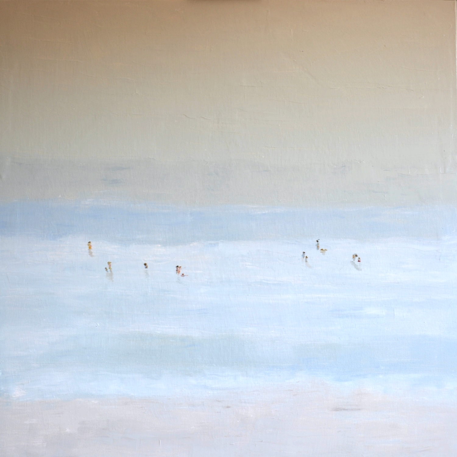 No.C715 Low Tide (36 x 36) SOLD