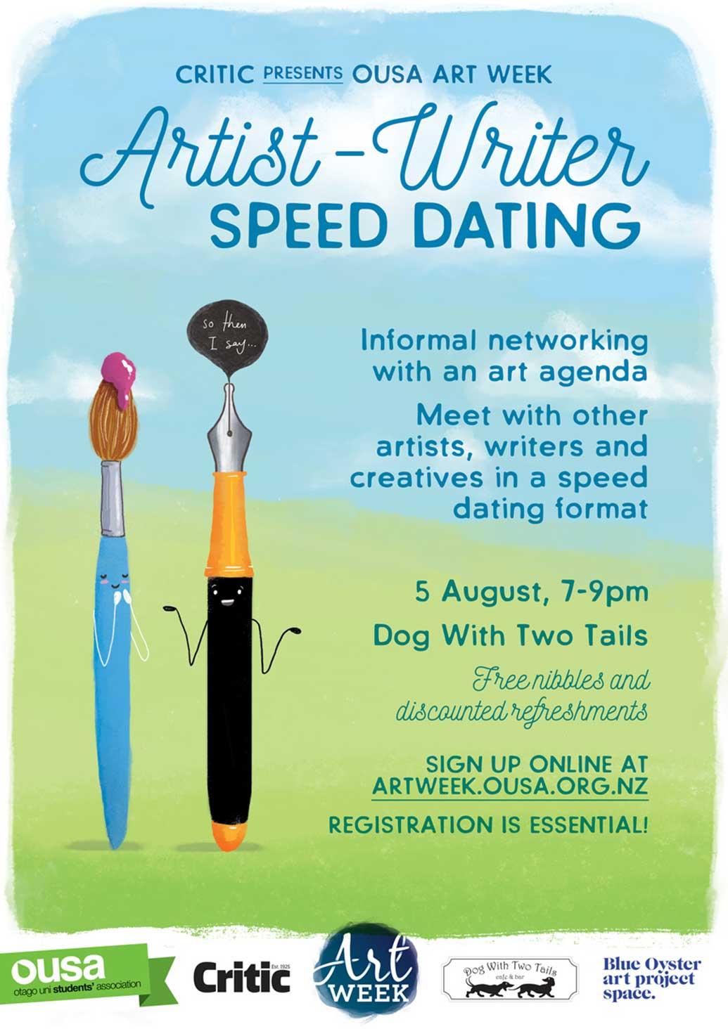 NZ Speed Dating