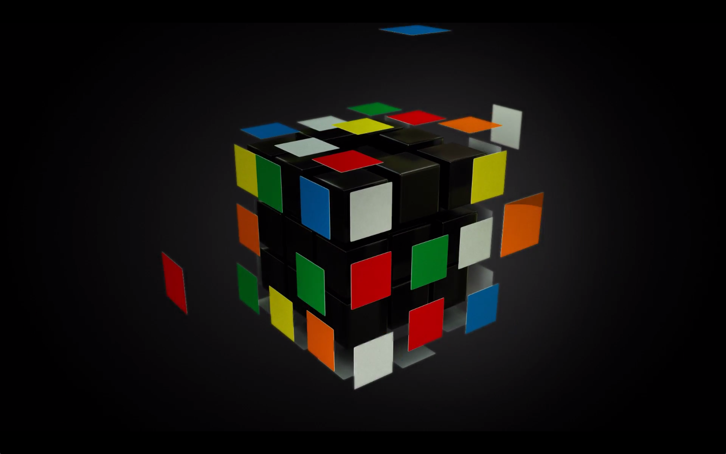 Personal project - Rubik   I like rubiks.  Modelling, animation, texturing, lighting, rendering and composition.   [Maya, Softimage, Arnold, After Effects]