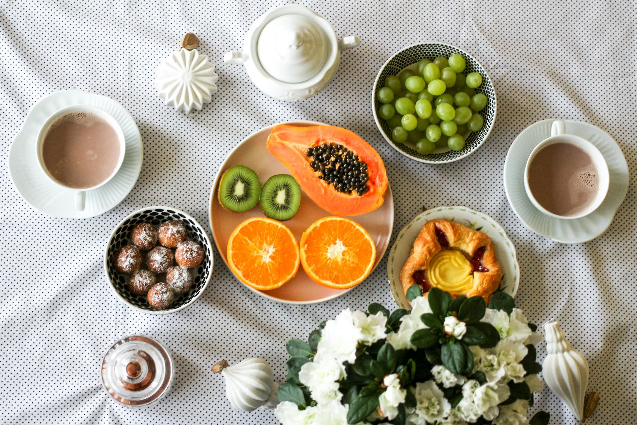 first breakfast of 2016