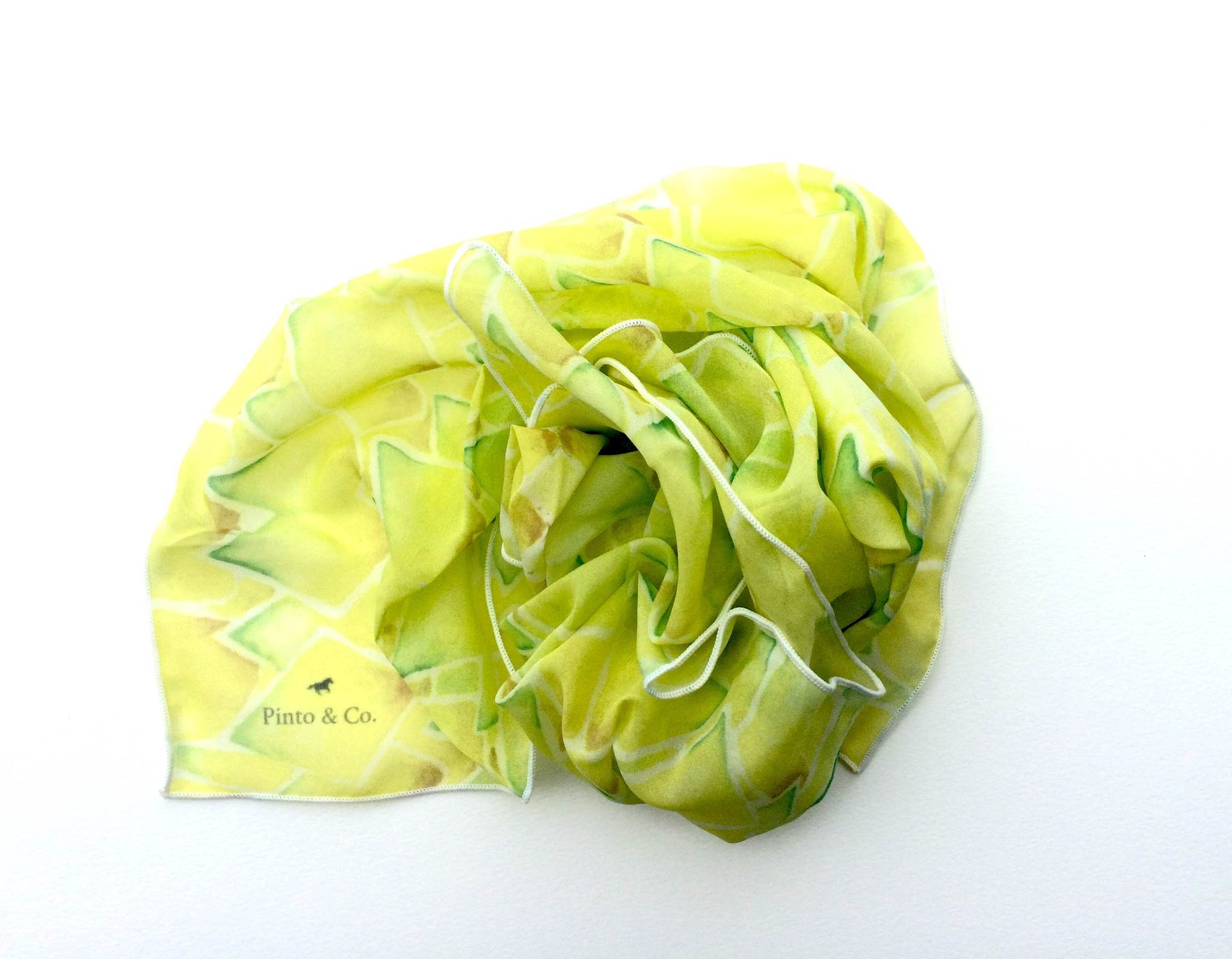 Xiomara in Silk Chiffon