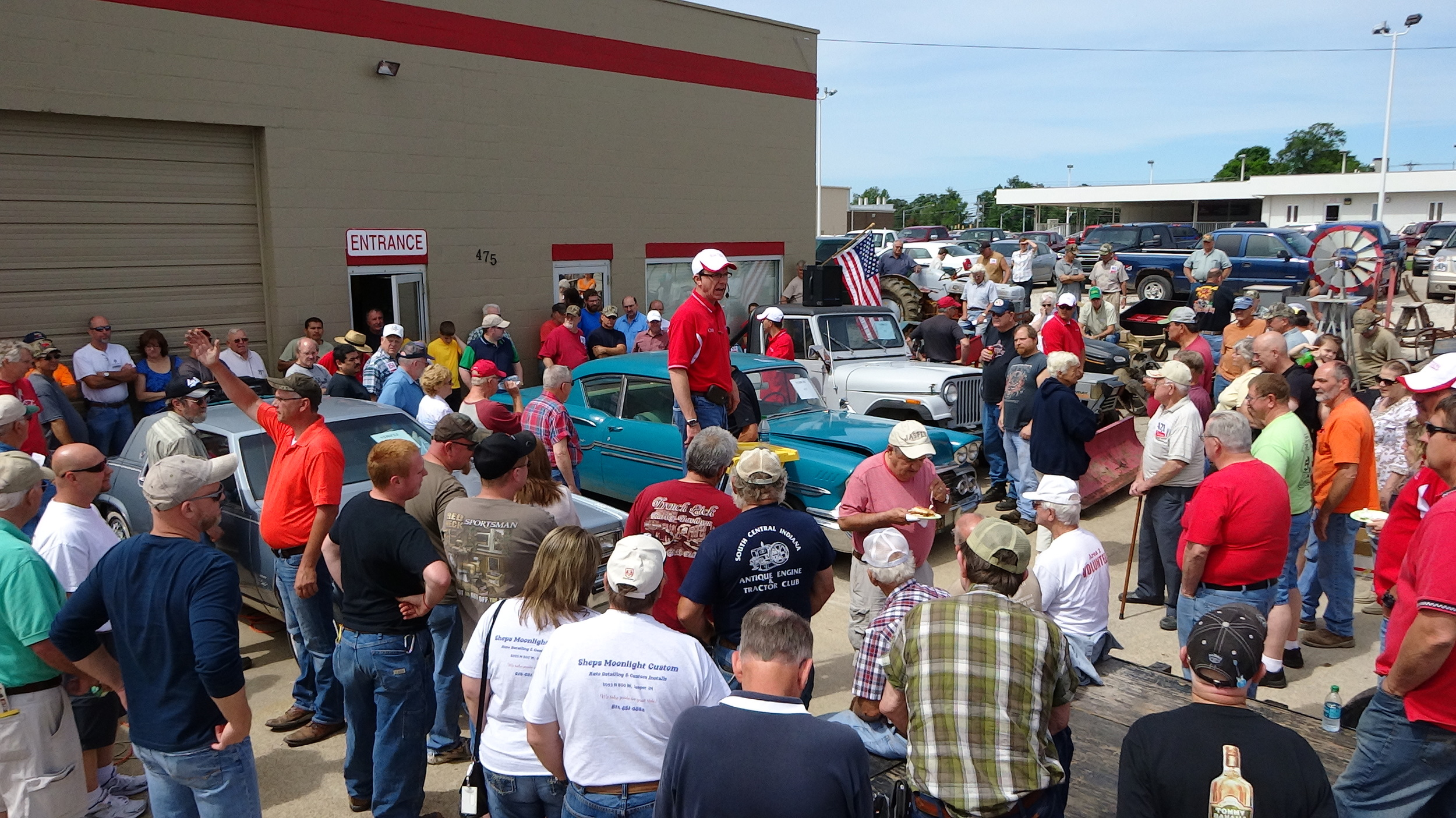 Outdoor Auto Auction