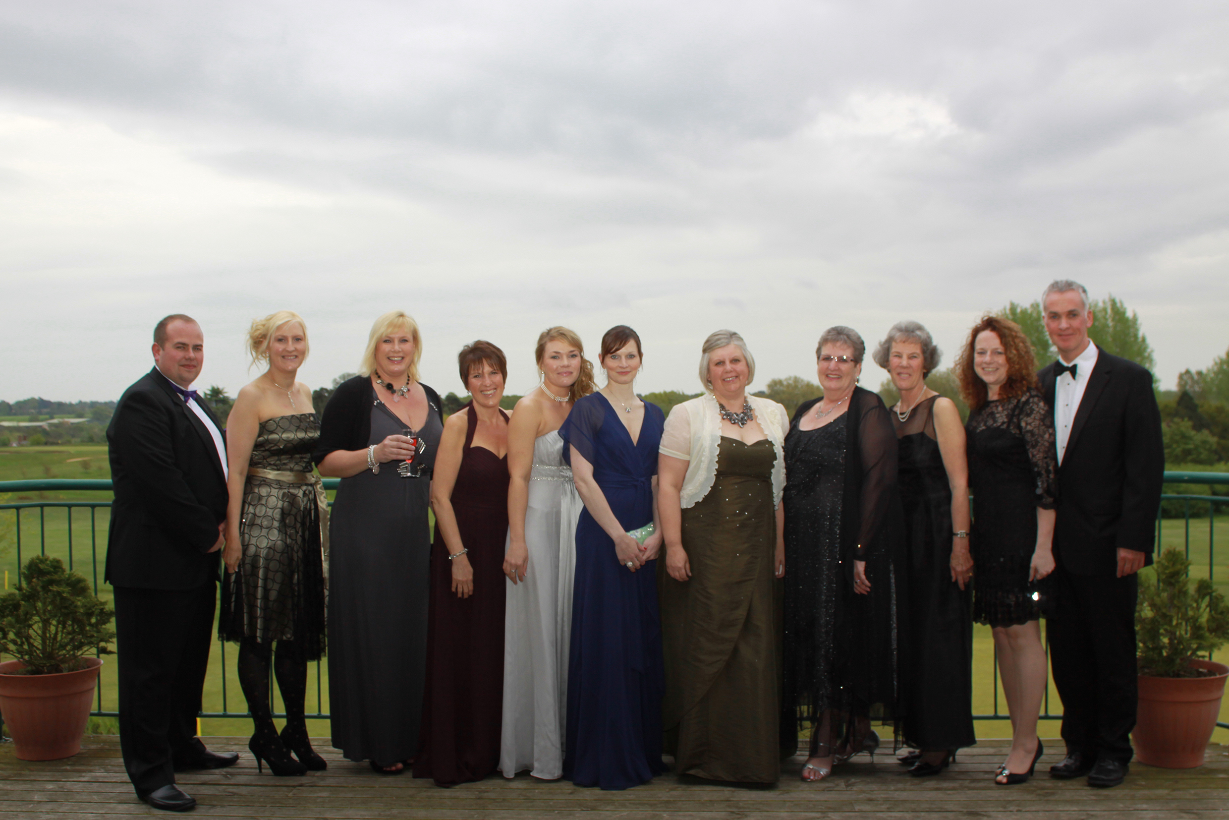Committee at 2012 Ball