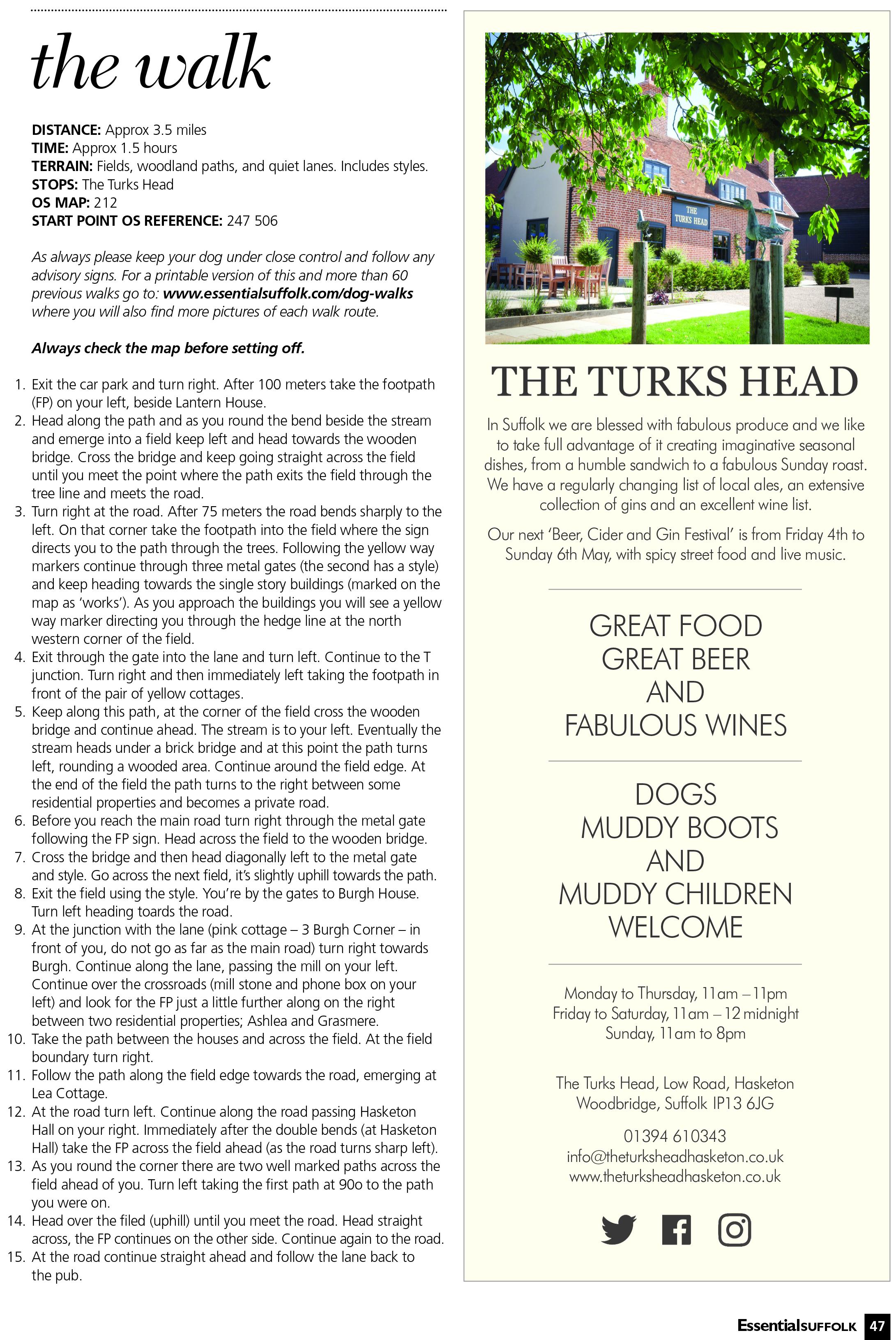 Hasketon Dog Walk route 3 page  2