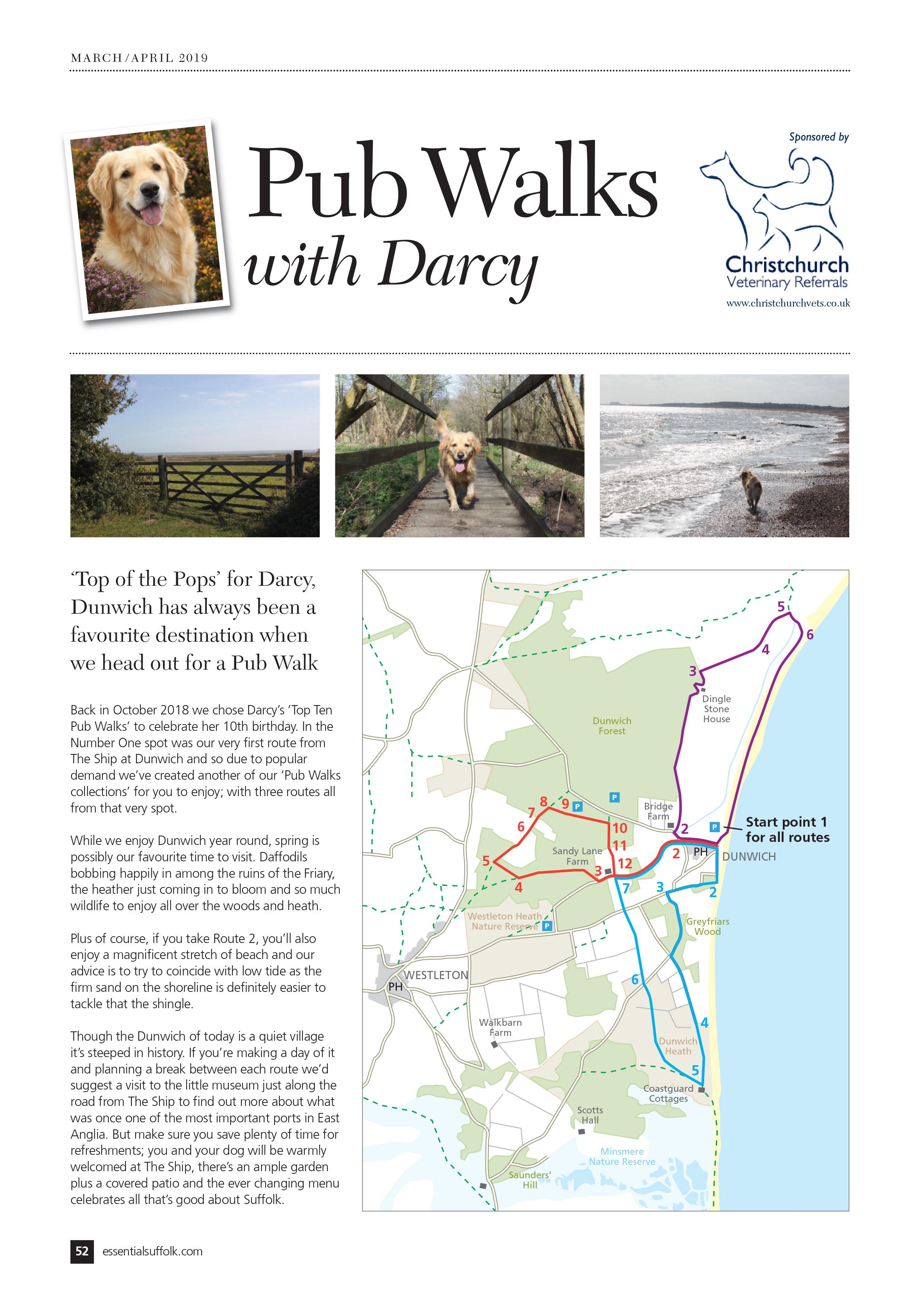Essential-March-April- dunwich- dog-walk