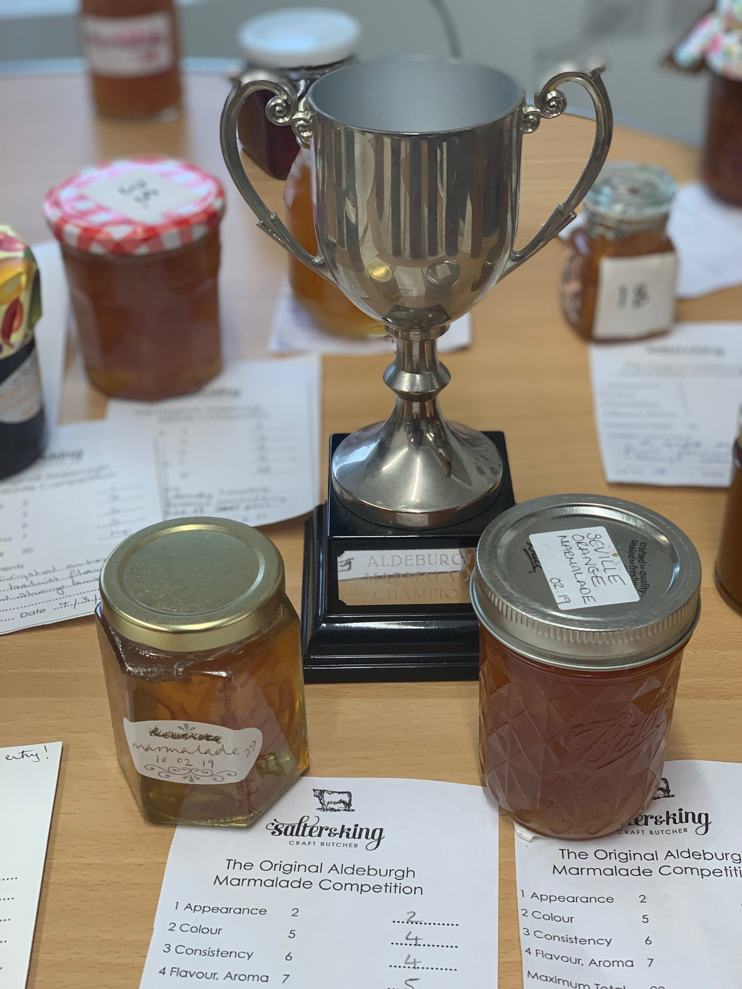 marmalade cup and entries.JPG