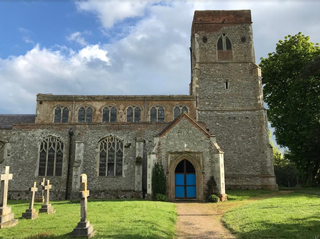 Laurence Carter Suffolk 8 Ewarton Church.png