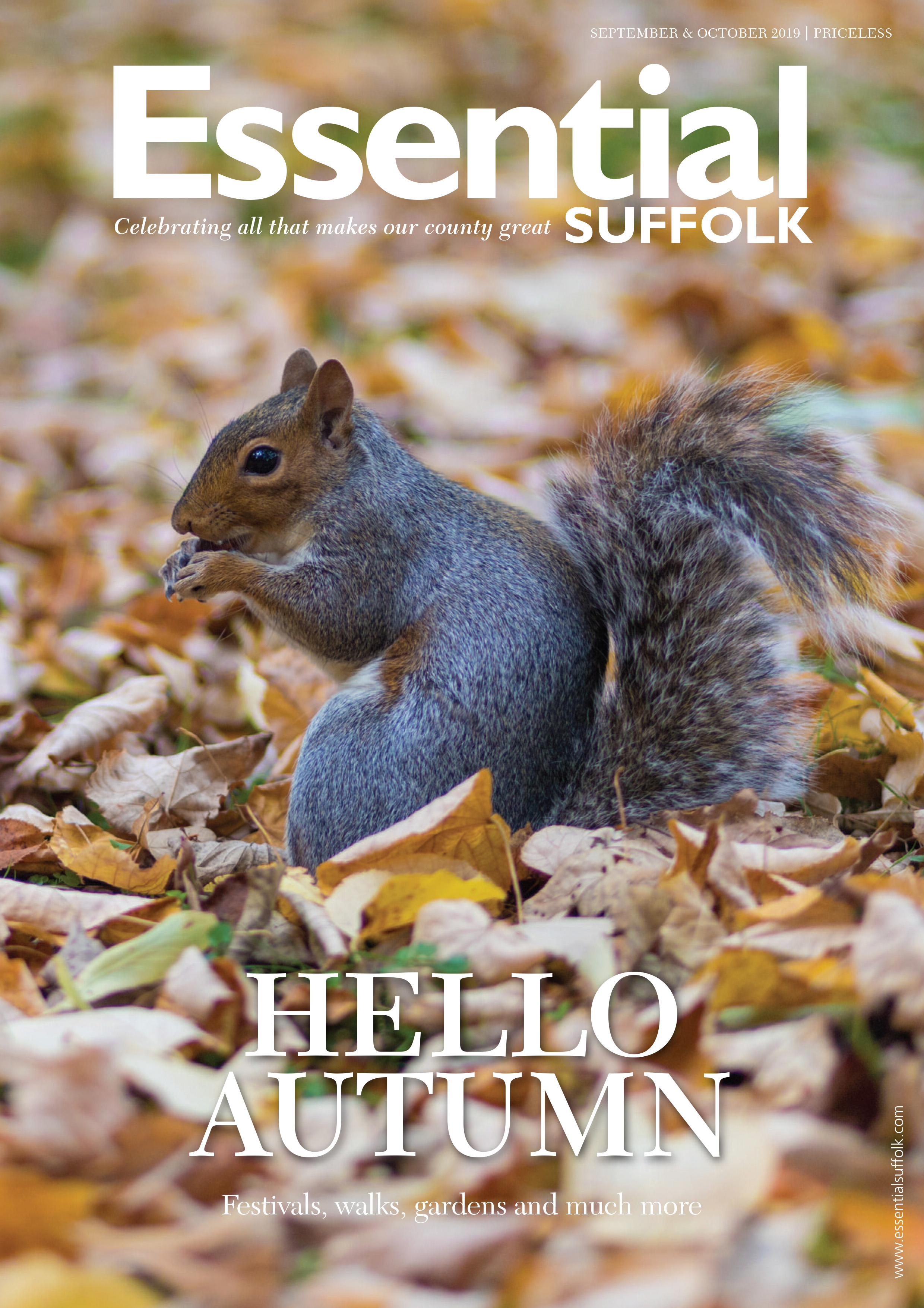 Essential Suffolk September and October 2019