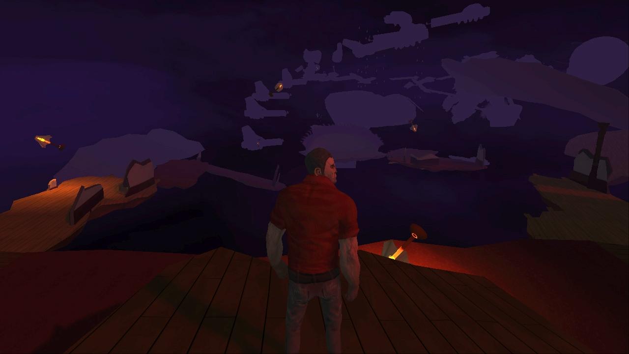 Trail of Regret Gameplay DADIU 2012