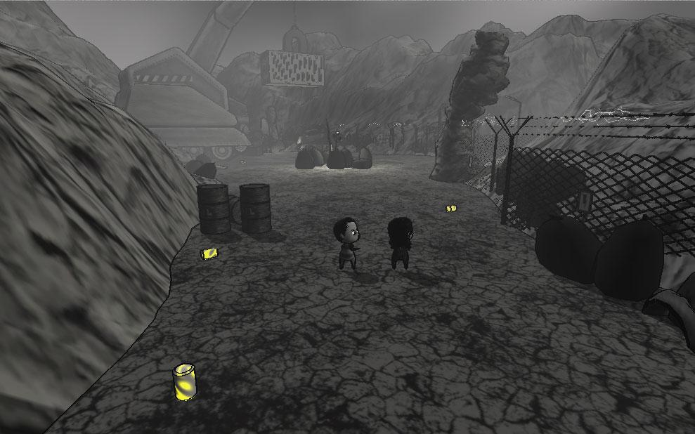 Cantrip Gameplay DADIU 2012