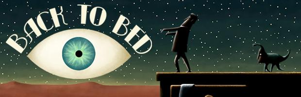 Back to Bed Poster DADIU 2011