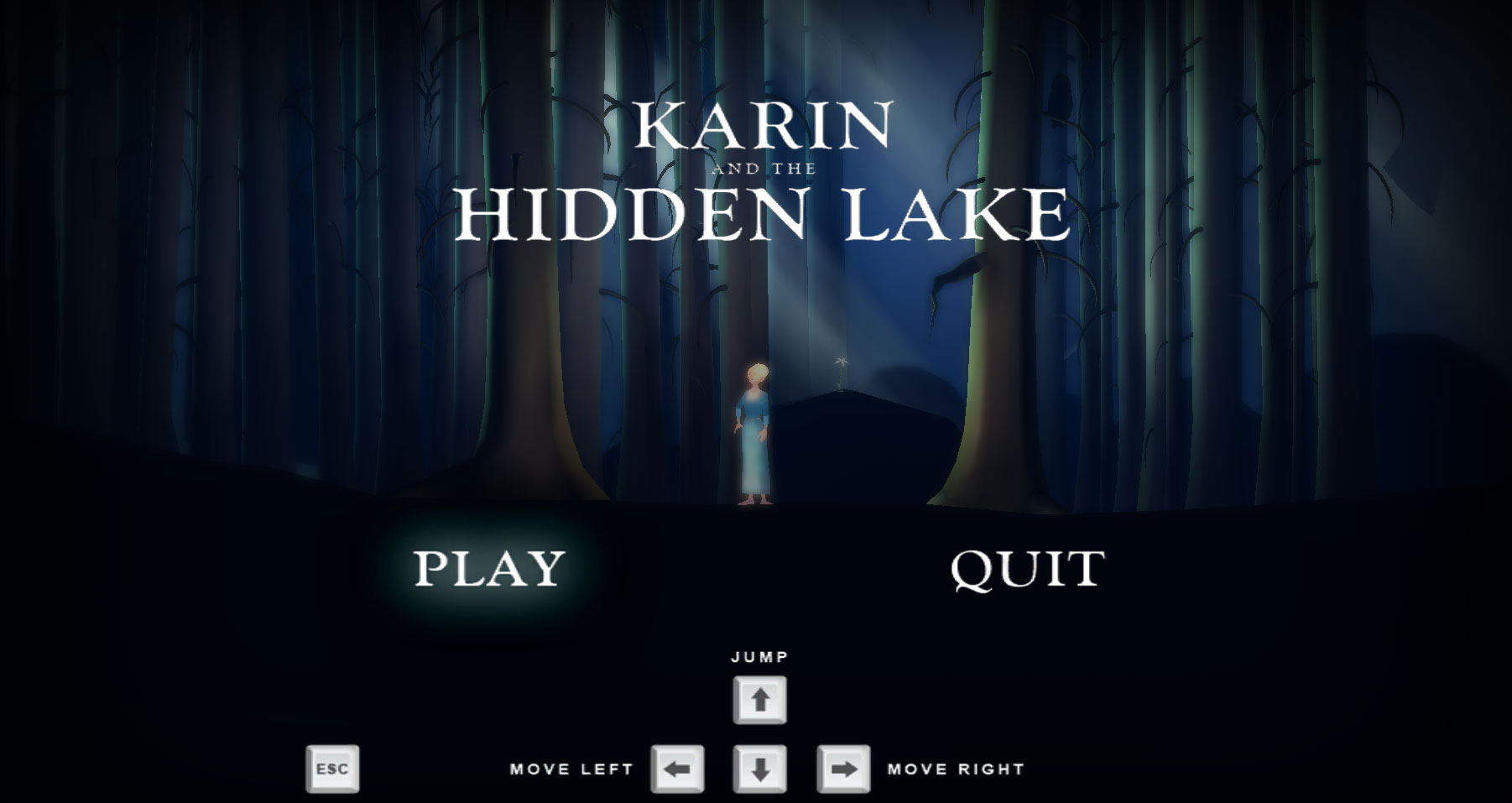 karen-and-the-hidden-lake-poster-DADIU-2009
