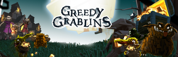 From Greedy Grablins. One the six Graduation Games.