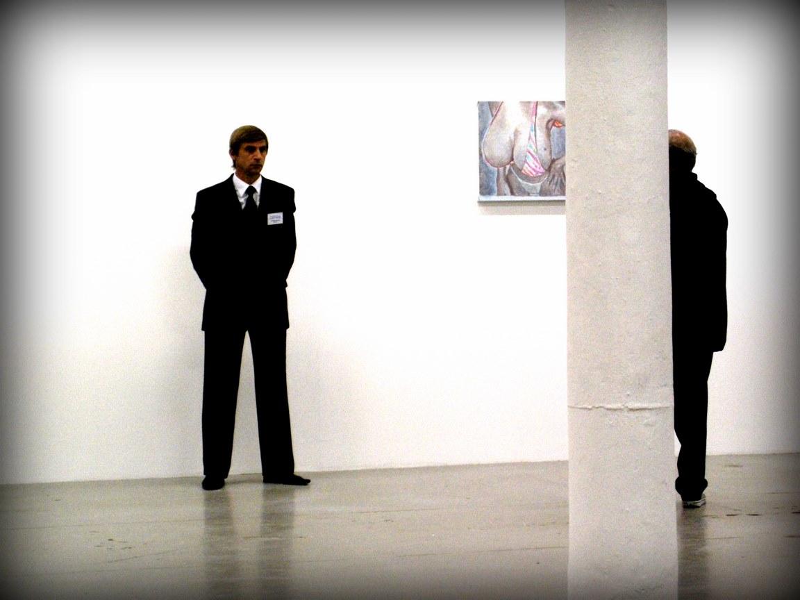 Gargossian gallery, Moscow Biennale