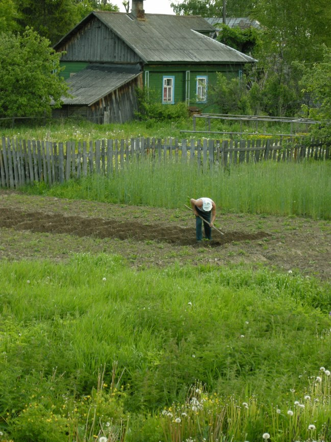 Everywhere in Russia