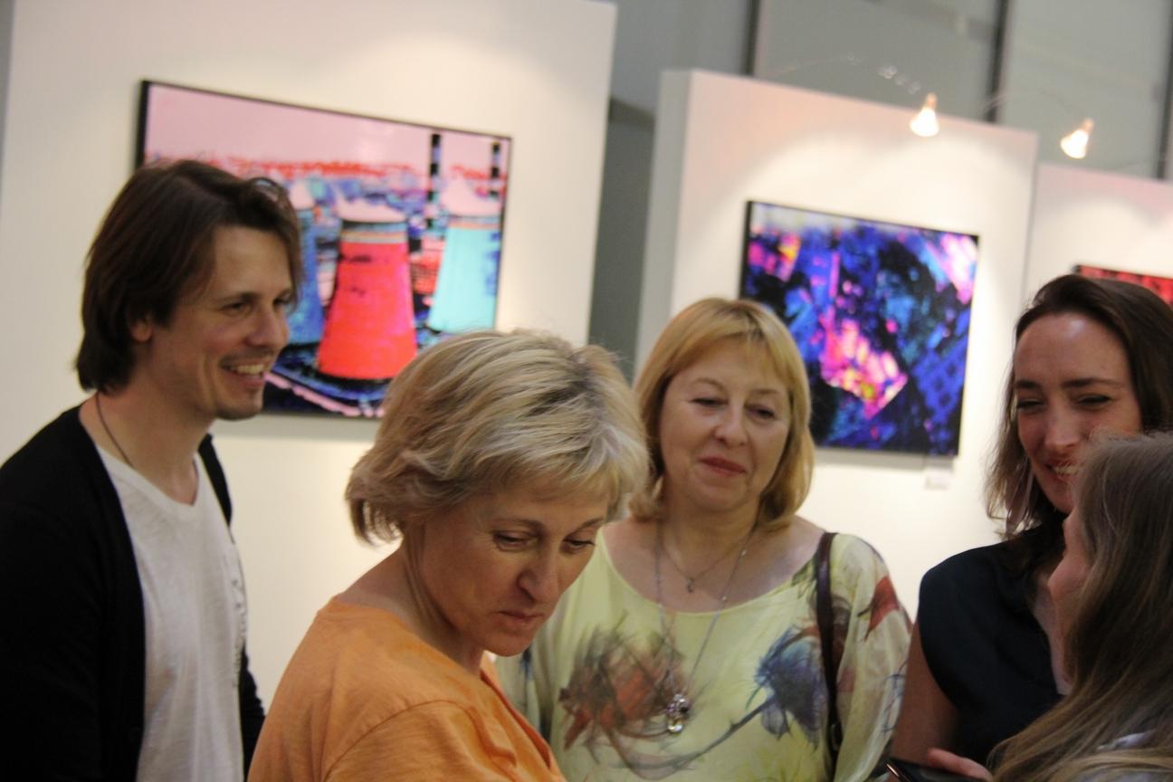 Izo Gallery Solo show Marie de La Ville Bauge (2).jpg