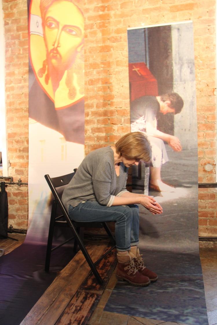 Marie de La Ville bauge solo show Moscow Kaleidoscope  (7).jpg