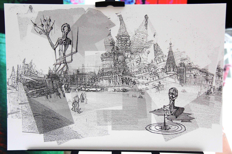 MArie de La Ville Bauge Ambassade de France en Russie Moscou Moscw Kaleidoscope (3).jpg