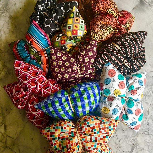 New Kozy Fabrics! The gift that keeps on giving!  www.3nanas.com #aches #feelgood #kozy #heatingpad #painrelief #natural #homemade