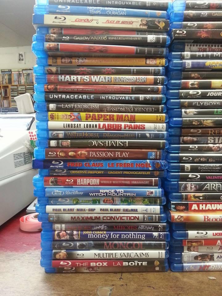 Blu-ray Sale!
