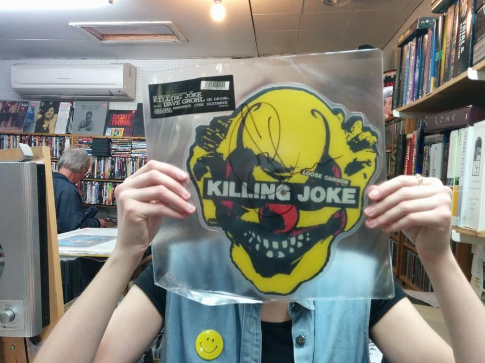 Killing Joke / Dave Grohl
