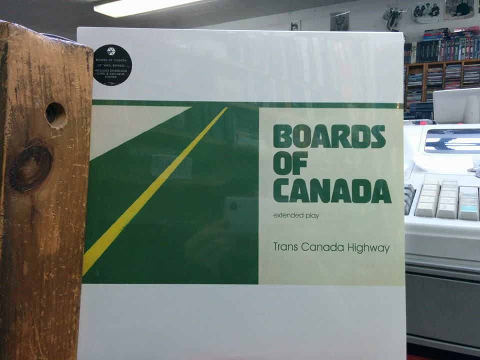 #3 of the Boards of Canada EP Reissues