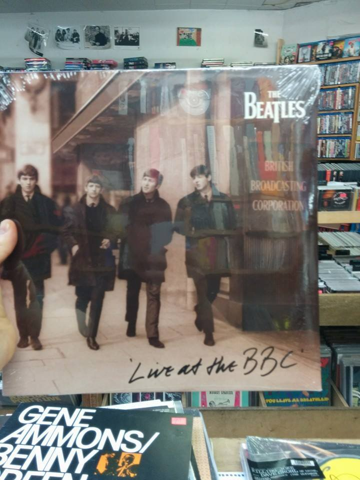 Beatles. BBC. Mono. Sealed.