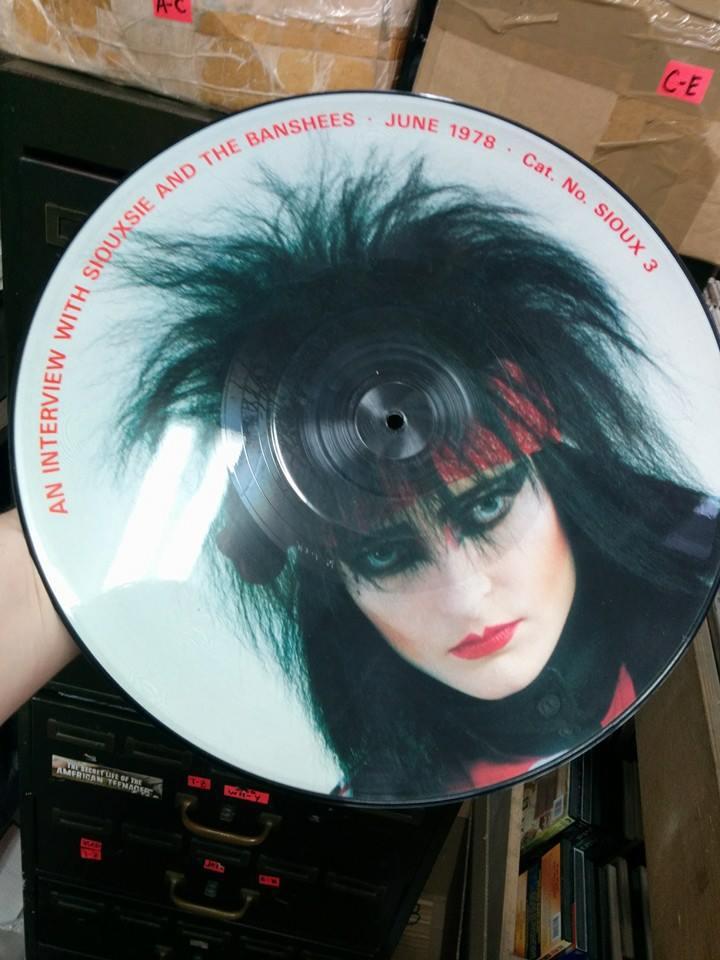 Siouxsie Pic Disc
