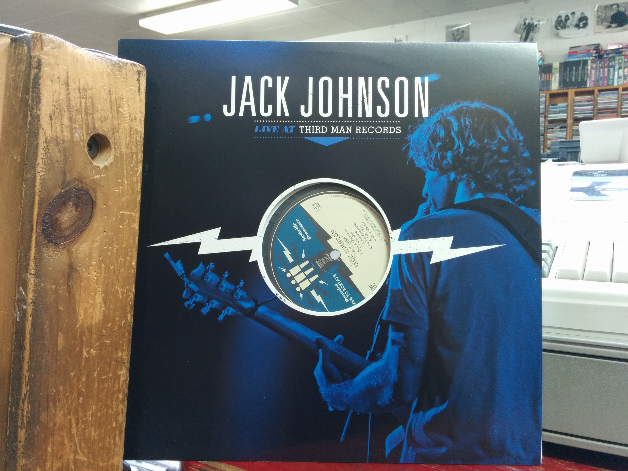 Jack Johnson - $14.99